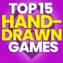 15 dei migliori giochi disegnati a mano e confrontare i prezzi