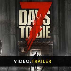 7 Days to Die Trailer Video