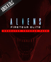 Aliens Fireteam Elite Endeavor Veteran Pack
