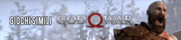 God of War giochi simili