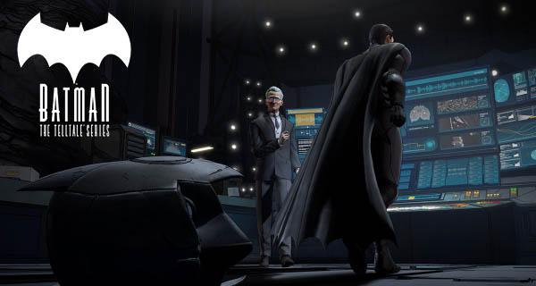 Gratuito Batman The Telltale Series episode 1