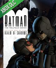 Batman The Telltale Series Episode 1 Realm of Shadows