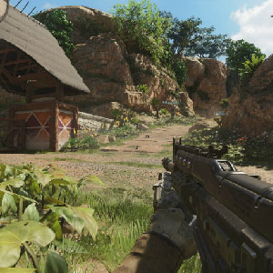 Call of Duty Black Ops 3 PS4 Player Screenshot