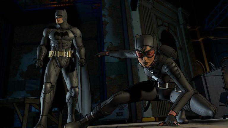 batman e catwoman