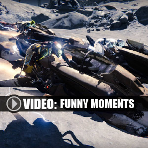Destiny PS4 Momenti divertenti