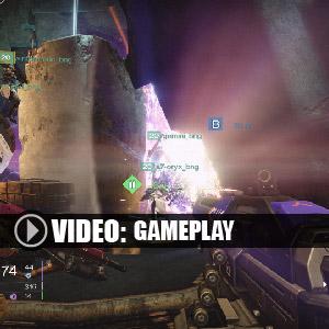 Destiny PS4 Gameplay Video