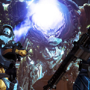 Destiny PS4 - Esplosione