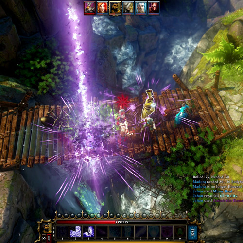 Divinity Original Sin Gameplay