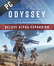 Elite Dangerous Odyssey Deluxe Alpha Expansion
