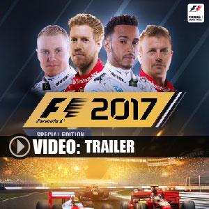Acquista CD Key F1 2017 Confronta Prezzi
