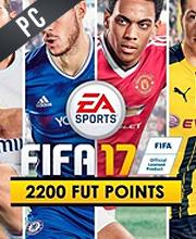 FIFA 17 2200 FUT Punti