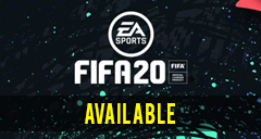 FIFA 20 PS4 Game Code Compare Prices