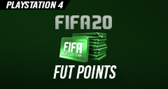 FIFA20 FUT Points PS4 Game Code Compare Prices
