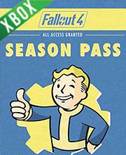Fallout 4 Season Passz