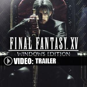 Acquistare CD Key Final Fantasy 15 Confrontare Prezzi