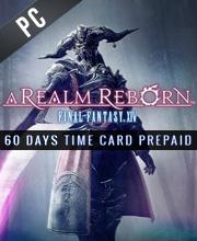 Final Fantasy 14 gamecard 60 Giorni
