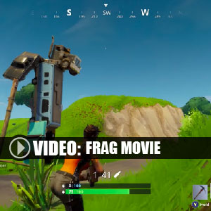 Fortnite Xbox One Frag Movie