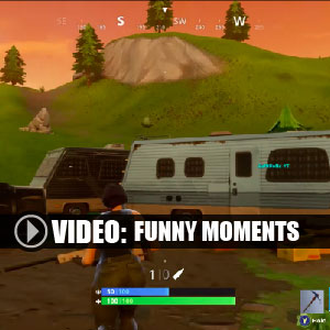 Fortnite Xbox One Funny Moments