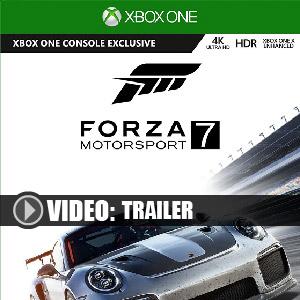 Acquista Xbox One Codice Forza Motorsport 7 Confronta Prezzi