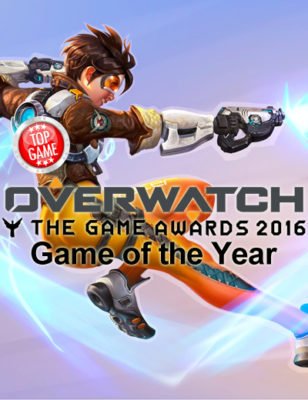 Overwatch è il Game of the Year in The Game Awards 2016!