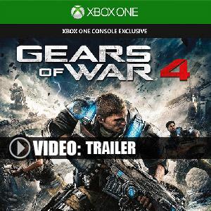 Acquista Xbox One Codice Gears of War 4 Confronta Prezzi