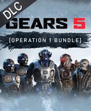 Gears 5 Operation 1 Bundle
