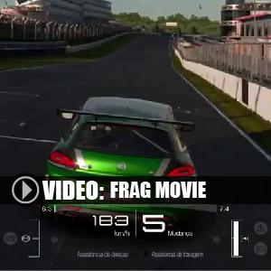 Gran Turismo Sport PS4 Frag Movie