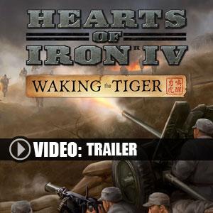 Acquistare CD Key Hearts of Iron 4 Waking the Tiger Confrontare Prezzi