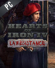 Hearts of Iron 4 La Resistance