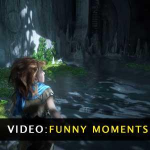 Horizon Zero Dawn Video Momenti divertenti