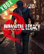 Immortal Legacy The Jade Cipher