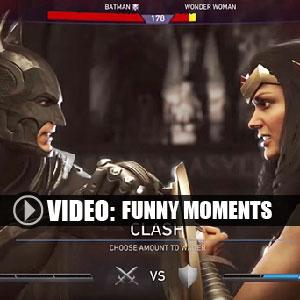 Injustice 2 Momenti divertenti