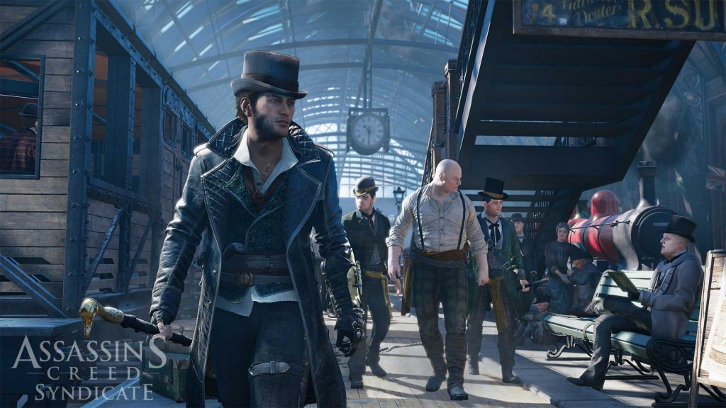 Jacob Frye in Assassin's Creed Syndicate