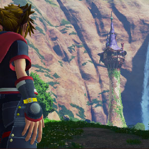 Kingdom Hearts 3 PS4 Nemici