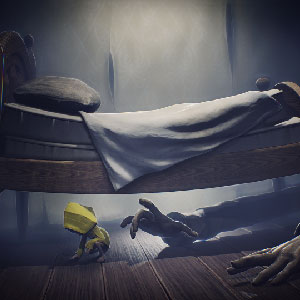 Little Nightmares laboratorio