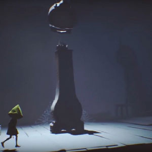 Little Nightmares Equilibrio sul bordo