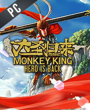 MONKEY KING HERO IS BACK
