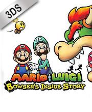 Mario and Luigi Bowsers Inside Story