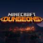 Il concetto originale di Minecraft Dungeons era come il gioco Zelda