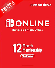 Nintendo Switch Online 12 Mesi