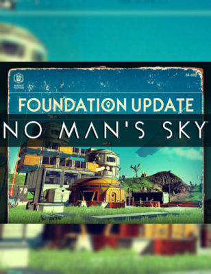 No Man's Sky Update 1.1: Foundation Update Live Ora!