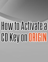 Guida Veloce| Come attivare una CD key Origin