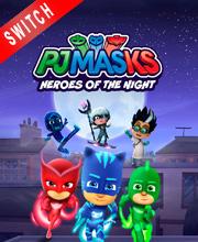 PJ Masks Heroes of the Night