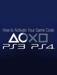 Come attivare il codice di gioco sulla tua PS3 / PS4
