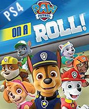 Paw Patrol On A Roll