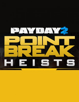 Payday 2 Point Break DLC è qui!
