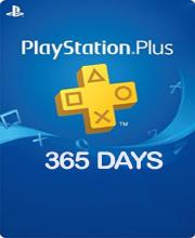 Playstation Plus 365 Giorni PSN