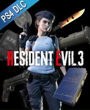 RESIDENT EVIL 3 All In-game Rewards Unlock