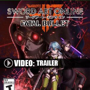 Acquistare CD Key SWORD ART ONLINE Fatal Bullet Confrontare Prezzi