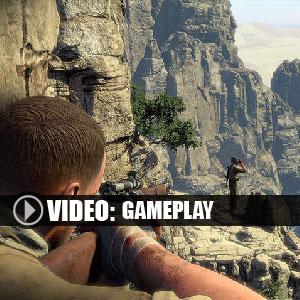 Sniper Elite 4 Gameplay Video